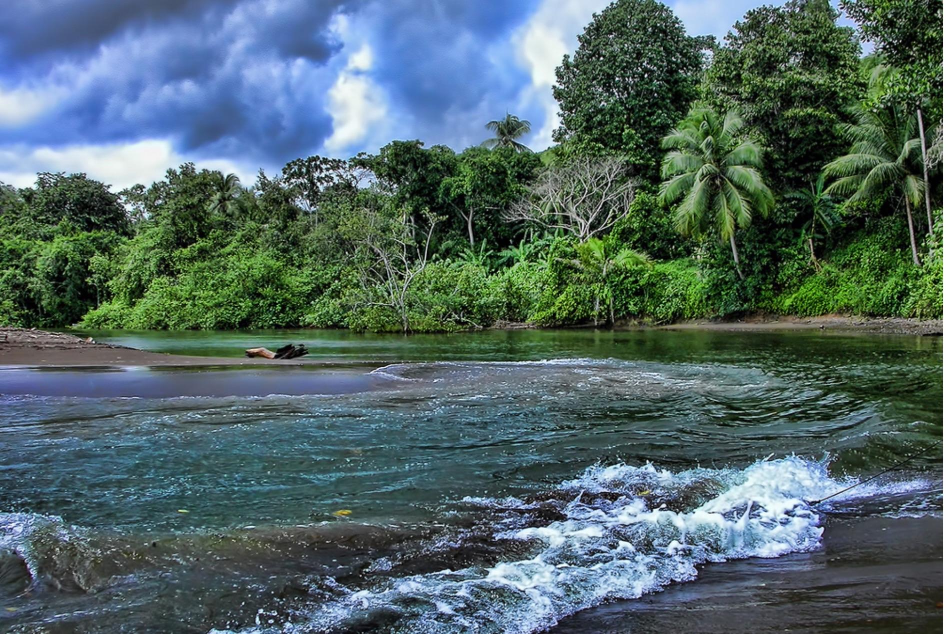 Río Aguajitas