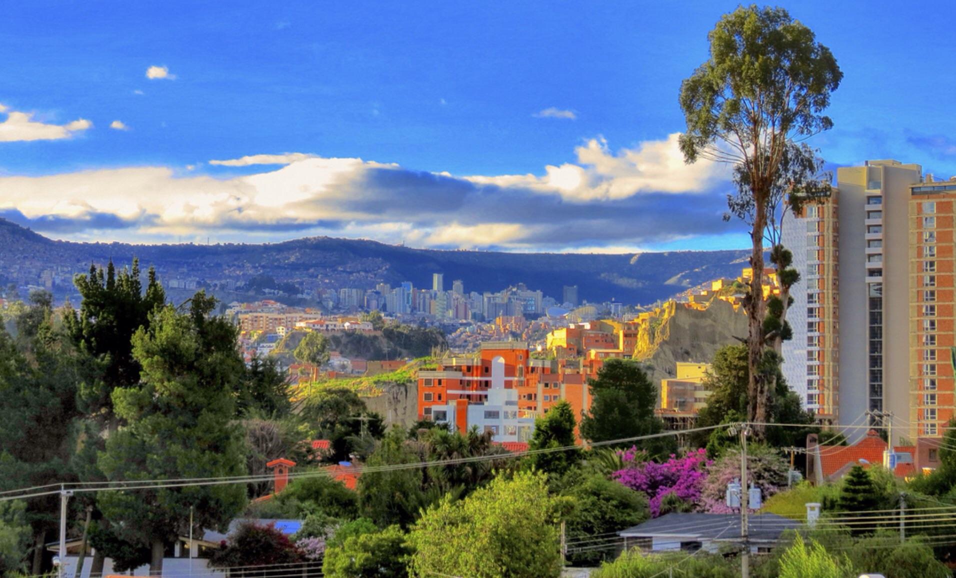 Spanish in Bolivia